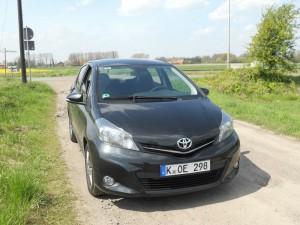 Toyota Yaris XP13 im Fahrbericht