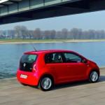 Der Kleinstwagen VW Up als Viertürer