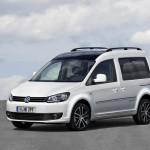 Sondermodell des Volkswagen Caddy, der Edition 30