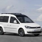 Volkswagen Hochdachkombi Caddy als Edition 30
