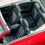 Typ 1K Volkswagen GTI Cabrio Innenraum - Sitze