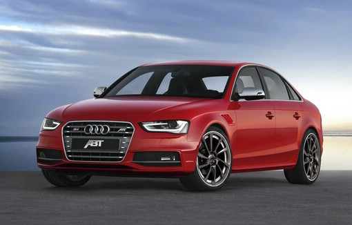 Roter Abt S4 mit 435 PS