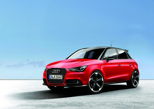 Audi A1 Sondermodell amplified
