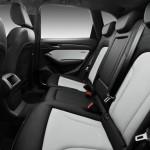Hier nehmen die Passagiere Platz - Audi SQ5
