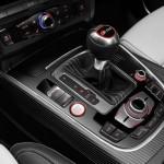 Der Innenraum des Audi SQ5