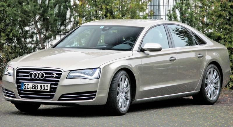 Audi A8 bekommt von B & B noch mehr Leistung