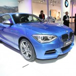 BMW 1er auf der Leipziger Automesse 2012