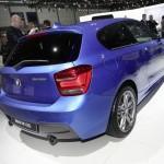 Dreitüriger BMW 1er auf der AMI 2012