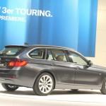 BMW 320d auf der AMI 2012