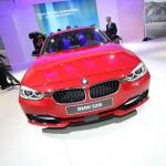 BMW 3er Touring in der Frontansicht