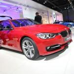 BMW präsentiert neuen 3er Touring auf der AMI 2012