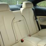 Reichlich Platz für die Fondpassagiere im BMW 6er Coupe 640d