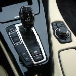 Der iDrive-Drehknopf im BMW 6er Coupe 640d