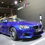 BMW präsentiert das M6 Cabriolet auf der AMI
