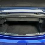 Der Kofferraum des BMW M6 Cabriolet