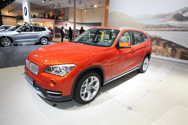 Der neue BMW X1 auf der Leipziger Automesse AMI