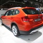 BMW X1 Modelljahr 2012 auf der AMI