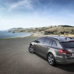 2012 Chevrolet Cruze Station Wagon Heck