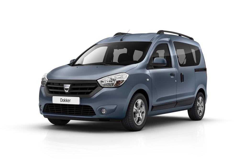 Dacia Dokker ist die fünfte Modellreihe des Autoherstellers