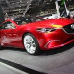 Mazda zeigt auf der AMI den neuen Takeri
