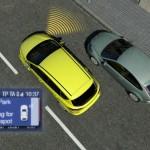 Einpark-Assistent von Ford für leichtes Einparken