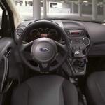 Der Innenraum mit dem neuen Dekor im Ford Ka Titanium