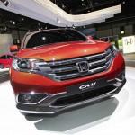 Frontansicht des Honda CR-V Prototype