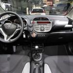 Der Innenraum des Honda Jazz 1.4 Si