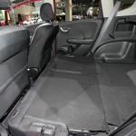 Das Volumen der Laderaum des Honda Jazz 1.4 Si