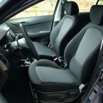 Die Sitze des neuen Hyundai i20