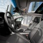 Der Innenraum des neuen Hyundai i40 blue 1.7 CRDi Style