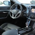 Hyundai i40 blue 1.7 CRDi Style von Innen