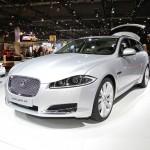 Der neue Jaguar XF Sportbrake auf der AMI 2012
