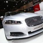Jaguar XF Sportbrake in der Frontansicht