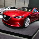 Der neue Mazda Takeri auf der Leipzig-Messe 2012