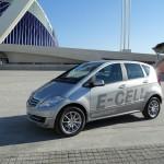 Mercedes-Benz Elektroauto A-Klasse E-Cell