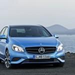 Mercedes-Benz A-Klasse 2012 in der Frontansicht