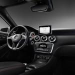 Das Interieur der neuen Mercedes-Benz A-Klasse