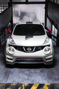 Der Nissan Juke Nismo wird Anfang 2013 auf dem Markt kommen