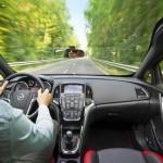 Der Innenraum des neuen Opel Astra 2012