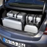 Der Kofferraumvolumen der neuen Opel Astra Limousine