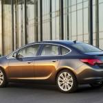Die neue Stufenhecklimousine Opel Astra