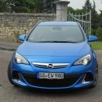 Die Frontpartie des Opel Astra OPC