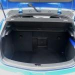 Der Kofferraum des Opel Astra OPC