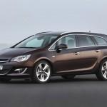 Opel Astra hier als Kombi (Sports Tourer)