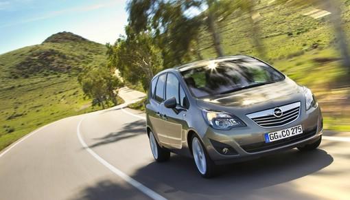 2012-er Opel Meriva