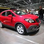 Opel präsentiert den neuen Mokka in Leipzig