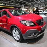 Der neue Opel Mokka in Rot