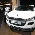Peugeot 4008 auf der Leipziger Automesse AMI