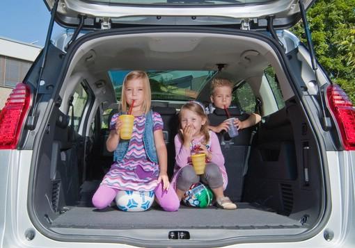 Sondermodell 5008 Family von Peugeot